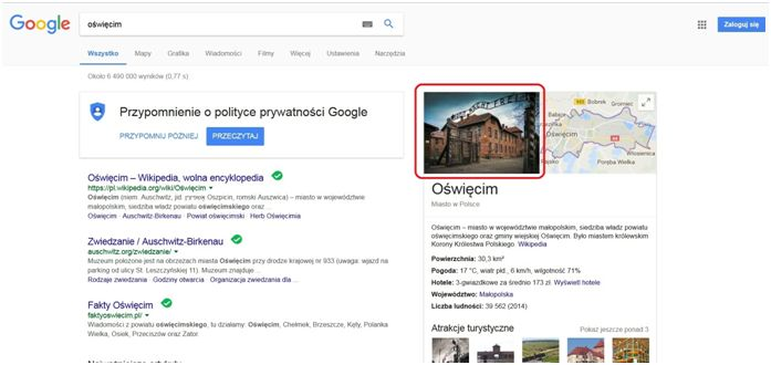 OświęcimGoogle